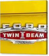 Ford Tough 1966 Truck Canvas Print