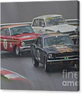 Ford Trio Canvas Print