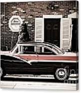 Ford Ventura 2 Canvas Print