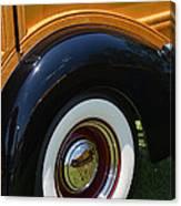 Ford Wagon Canvas Print
