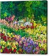 Forest Garden Canvas Print