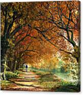 Forever Autumn Canvas Print