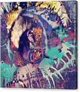 Forever Punk  Canvas Print