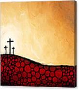 Forgiven - Christian Art By Sharon Cummings Canvas Print