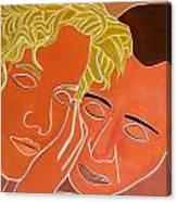 Forgiveness Canvas Print
