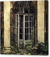 Forgotten Chamber Canvas Print