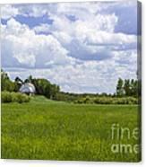 Forgotten Farm Canvas Print