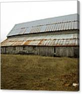 Forgotten Farmstead Canvas Print