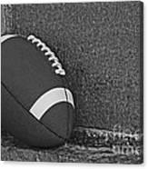 Forgotten Football  Canvas Print