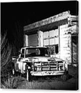 Forgotten Ford Canvas Print