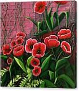 Forgotten Garden Canvas Print