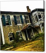 Forgotten House IIi Canvas Print