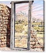 Forgotten Passage Canvas Print