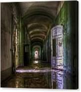 Forgotten Reflections Canvas Print