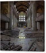 Forgotten Sermons Canvas Print