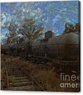 Forgotten Yard Canvas Print