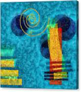 Formes 02b Canvas Print