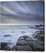 Forresters Beach Sunrise 1 Canvas Print