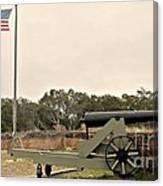 Fort Barrancas Pensacola Canvas Print