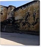Fort Jesus Monument Canvas Print