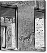 Fort Laramie Canvas Print