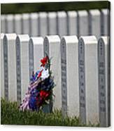 Fort Leavenworth National Cemetery Canvas Print