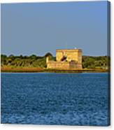 Fort Matanzas - Saint Augustine Florida Canvas Print
