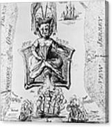 Fort Mifflin, 1777 Canvas Print