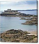 Fort National Canvas Print