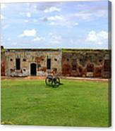 Fort Pike - #6 Canvas Print