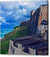 Fort San Cristobal Canvas Print