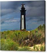 Fort Story Lighthouse Canvas Print