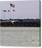 Fort Sumter Canvas Print