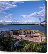 Fort Wadsworth Canvas Print
