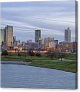 Fort Worth Texas Canvas Print