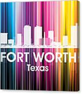 Fort Worth Tx 2 Canvas Print