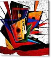 Forte Canvas Print