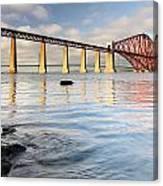 Forth Railway Bridge Canvas Print