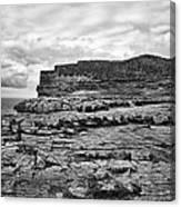 Fortress Aran Islands Canvas Print
