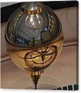 Foucalt's Pendulum Canvas Print