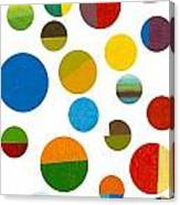 Found My Marbles 2.0 Canvas Print