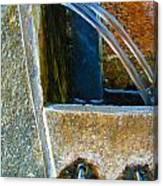 Fountain 2 Canvas Print