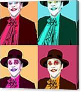 Four Jacks Canvas Print