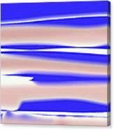 Four Streaks Across The Sky Canvas Print