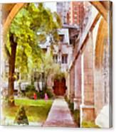 Fourth Presbyterian - A Chicago Sanctuary Canvas Print