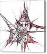 Fractal 057 Canvas Print