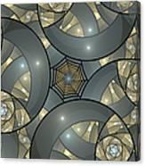Fractal Art Deco  Canvas Print