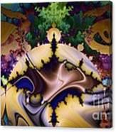 Fractal Eyez Canvas Print