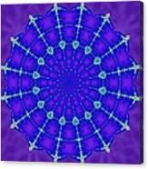 Fractal Gateway Sixteen Canvas Print