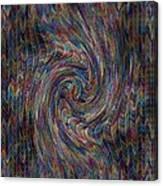 Fractalia For New York V A Canvas Print